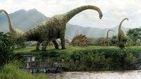 Auf der Isla Sorna können sich Dinosaurier frei bewegen.