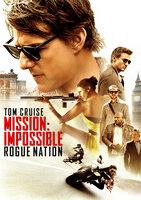 MISSION: IMPOSSIBLE - ROGUE NATION - Plakatmotiv