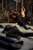 MI6-Doppelagentin Ilsa Faust (Rebecca Ferguson) geht aufs Ganze, um Ethan Hunt aus dem Foltergefängnis der Untergrundorganisation Syndikat zu befreien ...