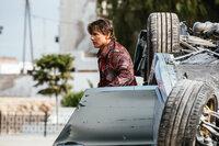Für Ethan Hunt (Tom Cruise) steht eines fest: Syndikat-Anführer Solomon wird den USB-Stick mit den Daten zur Finanzierung der Untergrundorganisation nicht in die Hände bekommen. Koste es, was es wolle ...