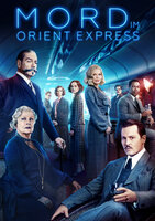 Mord im Orient Express - Artwork