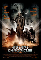 MUTANT CHRONICLES - Plakatmotiv
