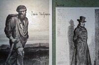 """Victor Hugos Roman """"""""Die Elenden"""""""" gilt als weltberühmter Bestseller. Das Volk erkennt sich in dem Buch wieder, die Hauptfigur Jean Valjean wird zum Sinnbild der damaligen Popkultur und der Roman zum Symbol für die Freiheit des Volkes."""