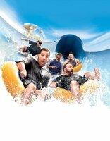 L-R: Marcus Higgins (David Spade), Lenny Feder (Adam Sandler), Kurt McKenzie (Chris Rock), Eric Lamonsoff (Kevin James) und Rob Hilliard (Rob Schneider)