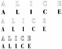 Alice - Logo