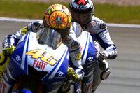 Fastest Valentino Rossi, Jorge Lorenzo SRF/2011 Fastest LLC.