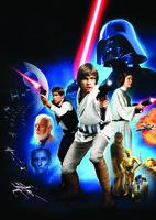 Star Wars: Eine neue Hoffnung - Artwork
