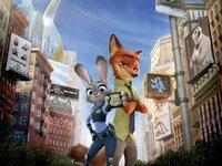 Polizistin Judy Hopps (l.) und der Gangster Nick Wilde (r.) müssen die Stadt retten, doch vor wem?