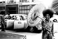 Die US-amerikanische Funk- und Soul-Sängerin Betty Davis