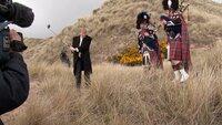Auf einem der letzten wild belassenen Naturgebiete Schottlands soll ein luxuriöses Golf-Resort entstehen.