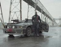 Jensen Ames alias Frankenstein (Jason Statham) und sein Mustang sorgen beim Death Race für viel Aufregung ...