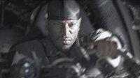Schreckt vor nichts zurück, um lebend ans Ziel zu kommen: Machine Gun Joe (Tyrese Gibson) ...