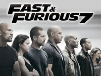 Fast & Furious 7 - Artwork