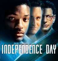 INDEPENDENCE DAY - Plakat