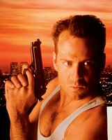 Stirb langsam - Artwork - John McClane (Bruce Willis)
