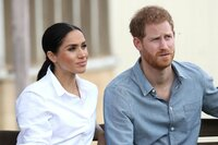 Harry und Meghan blicken in eine ungewisse Zukunft.