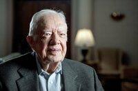 Jimmy Carter war von 1977 bis 1981 Präsident der Vereinigten Staaten von Amerika.