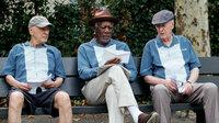 Abgang mit Stil Alan Arkin als Albert Garner, Morgan Freeman als Willie Davis, Michael Caine als Joe Harding SRF/Warner Bros. Intl. Television