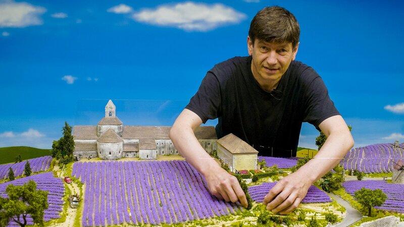 Großbaustelle Miniatur Wunderland