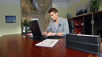 Makler Alessandro Comune von 'Immobilien Office Hütter'.