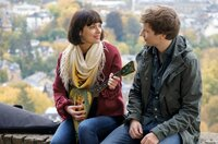 Irina (Barbara Prakopenka) und Johannes (Anton von Lucke) verlieben sich
