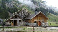 Bergkäserei im Alpstein.