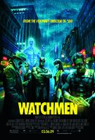 WATCHMEN-DIE WÄCHTER - Plakatmotiv