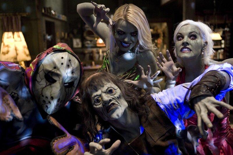 H3 Halloween Horror Hostel