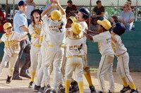"""Damit hätte wohl niemand gerechnet! Eingestiegen als absolute Verlierer, werden die """"Bears"""" bald zu den Favoriten der diesjährigen Junioren-Baseball-Meisterschaft!"""