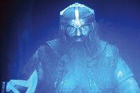 Der Zwerg Gimli (John Rhys-Davies) ist einer der neun Gefährten, die den Ring nach Mordor bringen sollen ...