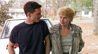 Tonya (Margot Robbie) verliebt sich in Jeff Gillooly (Sebastian Stan)