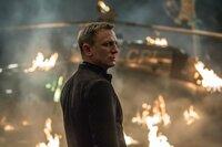 """James Bond (Daniel Craig) ist in seinem 24. Abenteuer der geheimnisvollen Organisation """"Spectre"""" auf der Spur."""