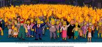 Die Bewohner von Springfield sind außer sich vor Wut und begeben sich zum Haus der Simpsons, um Homer für all seine Chaos auslösenden Taten zu bestrafen ...