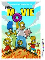 Die Simpsons - Der Film - Plaktmotiv