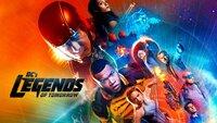 (2. Staffel) - Legends of Tomorrow - Artwork