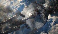 Die Enterprise fällt antriebslos aus dem Orbit in Richtung Erde. Kann die Crew den Absturz noch verhindern?