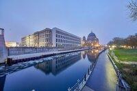 Blick von Südost auf das neue Berliner Stadtschloss