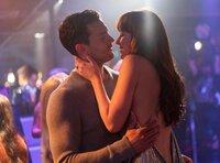 Anastasia Steele (Dakota Johnson) und Christian Grey (Jamie Dornan)  Die Verwendung des sendungsbezogenen Materials ist nur mit dem Hinweis und Verlinkung auf TVNOW gestattet.