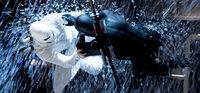 Zwischen Storm Shadow (Byung-hun Lee, l.) und Snake Eyes (Ray Park, r.) entbrennt ein Kampf auf Leben und Tod ...