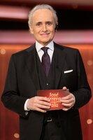 "MDR Fernsehen JOSÉ CARRERAS GALA 2012, ""Moderation: José Carreras und Kim Fisher"", am Samstag (15.12.12) um 13:15 Uhr. José Carreras"