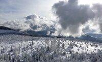 Der Schwarzwald im Winter.