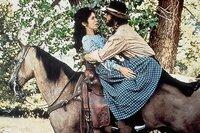 Jane Braxton, die Tochter des Ranchers, hat sich in Tom Logan verliebt.