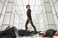 Im andauernden Krieg gegen das ultimativ Böse: Alice (Milla Jovovich) ...