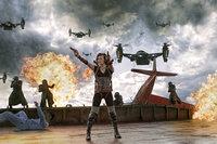 Macht dem Bösen das Leben verdammt schwer: Alice (Milla Jovovich) ...
