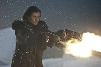 Befindet sich in einer andauernden Schlacht um den Fortbestand der Menschheit: Alice (Milla Jovovich) ...