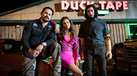 Logan Lucky Channing Tatum als Jimmy Logan, Riley Keough als Mellie Logan, Adam Driver als Clyde Logan SRF/Studiocanal GmbH/ Fingerprint Releasing