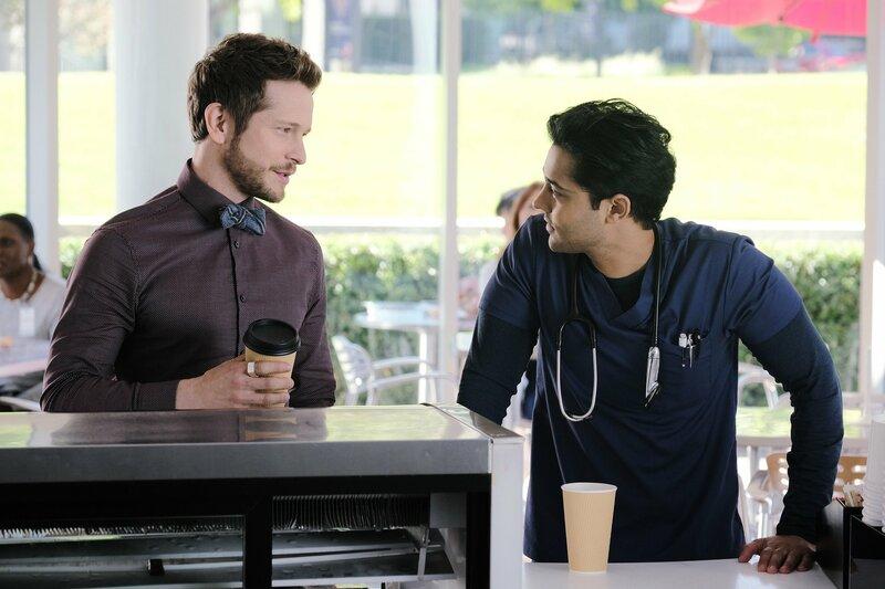 Atlanta Medical Schauspieler