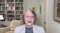 """Die Molekularbiologin Elizabeth Blackburn spricht über die """"Telomerase und die Gründe des Alterns""""."""