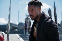 Black Panther Er will die Welt neu ordnen: Michael B. Jordan als Erik Killmonger  Copyright: SRF/Marvel 2018