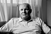 Stephen Rakes einjährige Tochter wurde von Whiteys Handlangern geschnappt und ermordet.